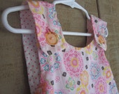 Pink Baby Pinafore Dress 6-12 months or Toddler's Top