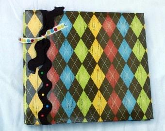 Premade Scrapbook - School Days 8x8 Ready-Made Scrapbook