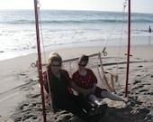 Beach Swing Sand Frame