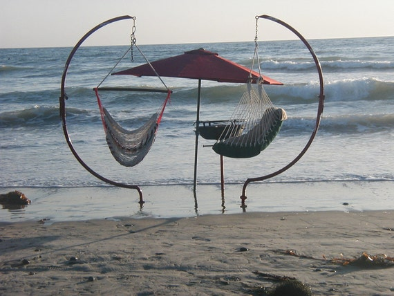 Love this beach swing