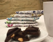 CLEARANCE SALE - Five Unique Chocolate Bars