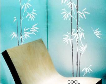 Bamboo Forest -Vinyl Wall Decal Sticker Art