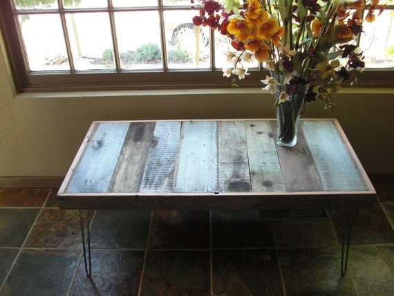 Reserved for Kate - Vintage and Modern Coffee Table