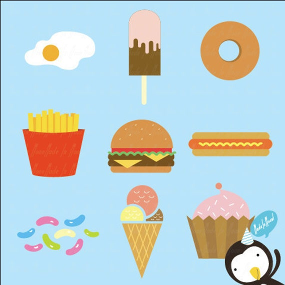 Food Clip art 01