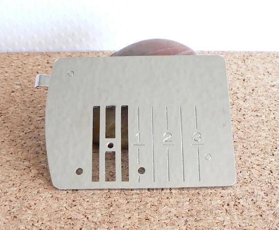 Husqvarna Viking Sewing Machine Snap On Needle Plate