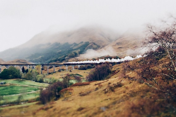 Hogwarts express (Photography, Film, Home Decor)