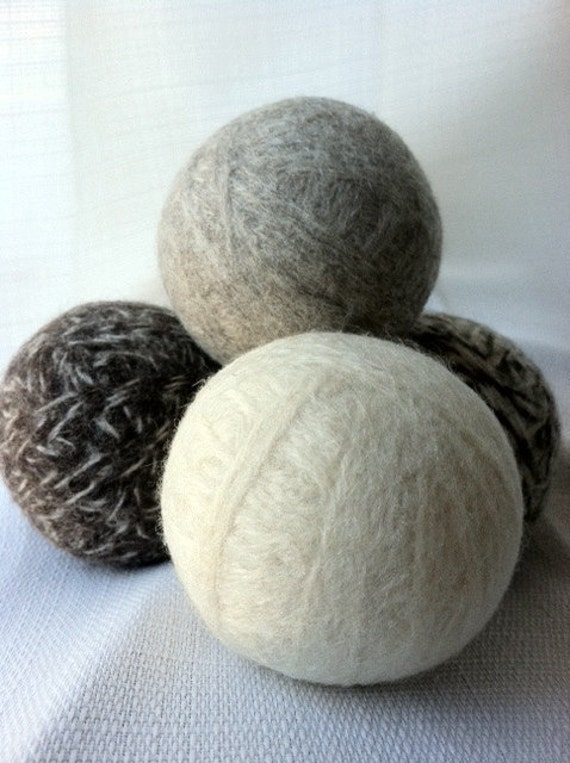 Wool Dry Balls - made in Colorado