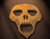 Lord Mock's Large Skull (Spirit Pointer)