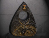 Lord Mocks Black Widow Planchette (Spirit Pointer)