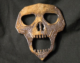 Lord Mock's Skull Planchette (Spirit Pointer)