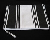 Pouch/ Cotton/Nylon Lined