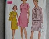 Vintage Simplicity Dress Pattern 7450