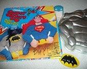 Vintage Batman  Cake Pan