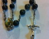 Handmade St Joseph rosary