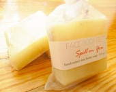 Shea Butter Soap / Handcrafted Travel Bar - Spell on You (Love Spell / Victoria's Secret)