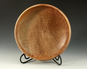 Feather Maple Decorative Bowl