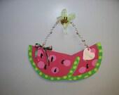 Watermelon Door Hanging