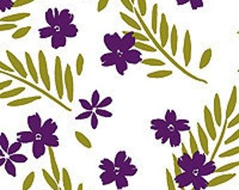 Purple Passion Print Tissue Paper
