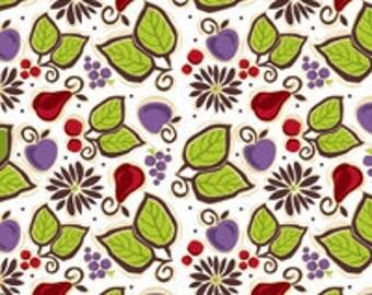 Fresh Fruit Print Tissue Paper