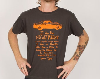 Nightrider Mens T