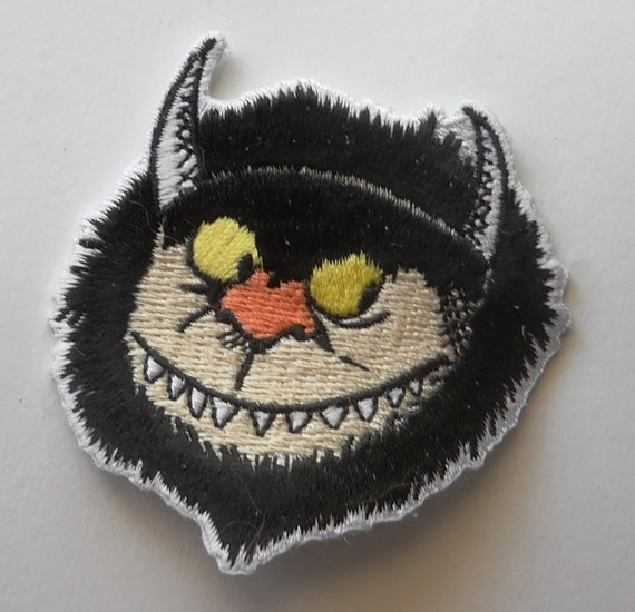 WILD THING Embroidered Patch...limited edition