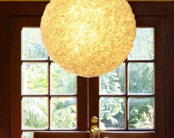 Moonball Pendant Light 22""