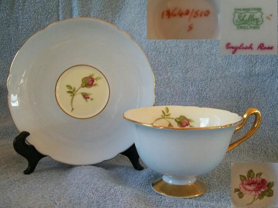 Shelley   English Rose   Cup and Saucer