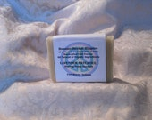 Organic Lavender Patchouli Cold Process Hemp Seed Oil Soap