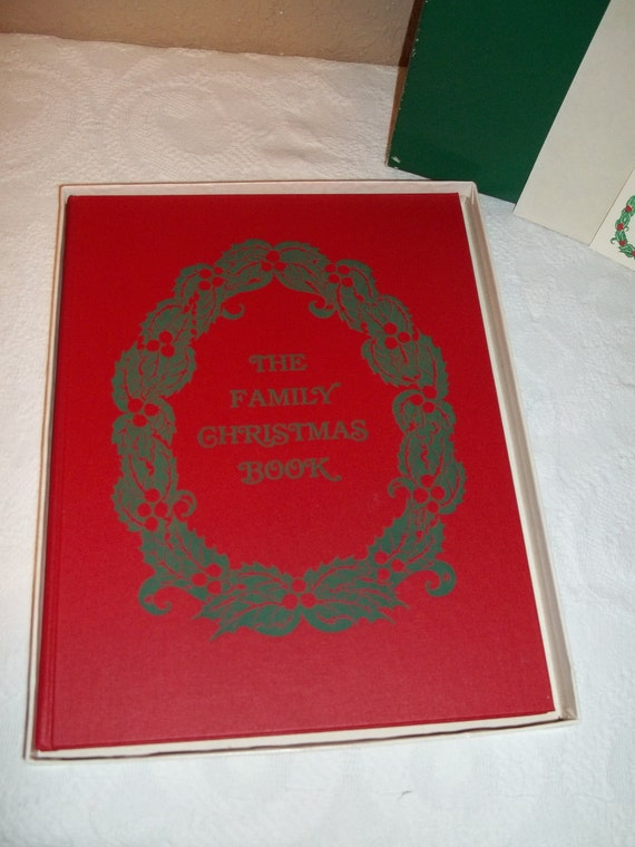 The Family Christmas Simms-Taylor Collection Vintage 1979 Brand New Collectible FREE SHIPPING