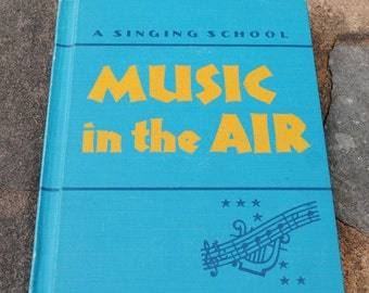 Music in the Air songbook circa 1947