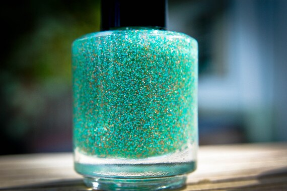 sssNot What You Think: Nail Polish Custom blended Glitter Lacquer