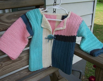 Colorblock Sweater-size 2- PRICE REDUCED ( was 36.00)