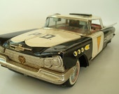 On hold for Candy Tin Toy 1959 Buick New Jersey State Police Car