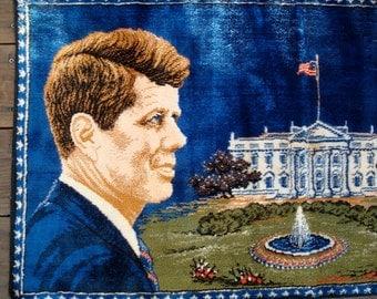 JFK Memorial Tapestry