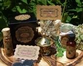 Aura Cleansing. Enchanted Witchery. Ritual Kit. Renewal, Balance, Removing Negativity