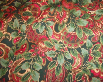 Holiday altar cloth or table cover