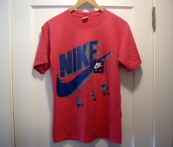 VINTAGE NIKE Air / T SHIRT / Red Tag
