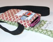 smart phone Wallet Bag / Upholstery Fabric