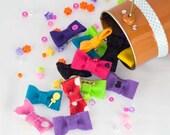 Cute Fairy Kei Mini Bow Pins