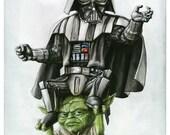 Yoda's Burden