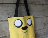 jake the dog adventure time tote