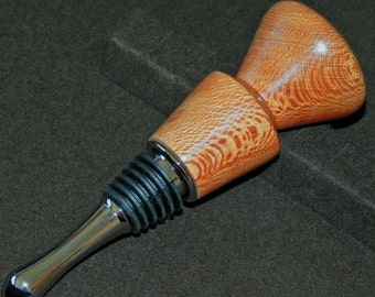 Bottle Stopper from Wooden Illusions by Bowman