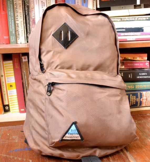 Vintage Backpack by Stansport