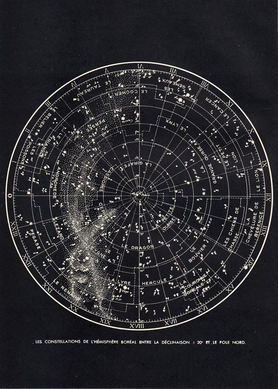 astronomy charts printable - photo #14