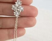 Bridesmaids gifts - Flower Bouquet Bracelet