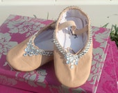 Bling Ballet Slippers