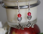 Love is in the Air  earrings