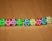 Gaga Inspired JUST DANCE bracelet- get it now for half off