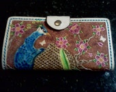 Peacock Ladies Wallet
