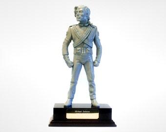 Michael Jackson Sculpture, History, Statue